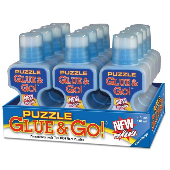 Ravensburger Puzzle glue and go