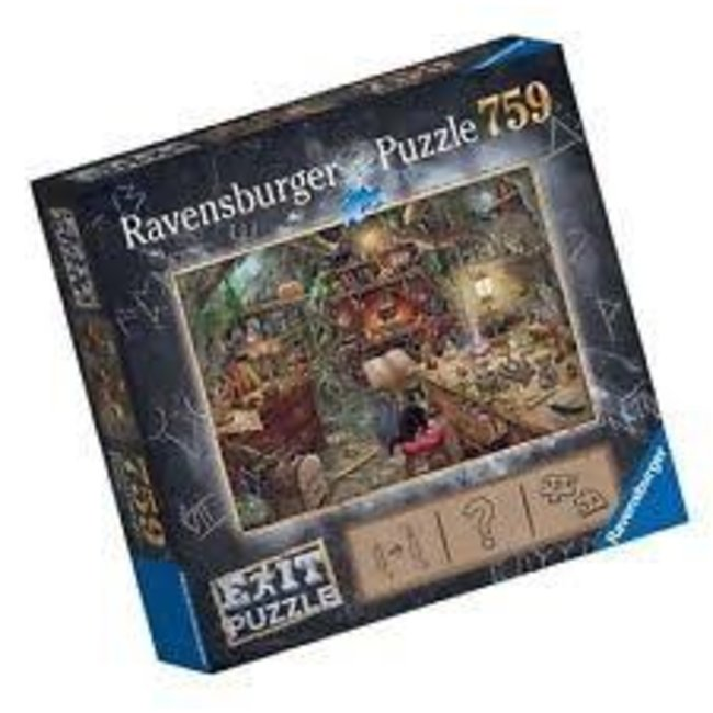 Ravensburger Witch's Kitchen ( 759 pc Escape Puzzle)