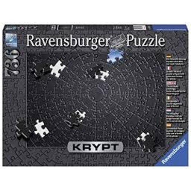 Krypt - Black ( 736 pc.)