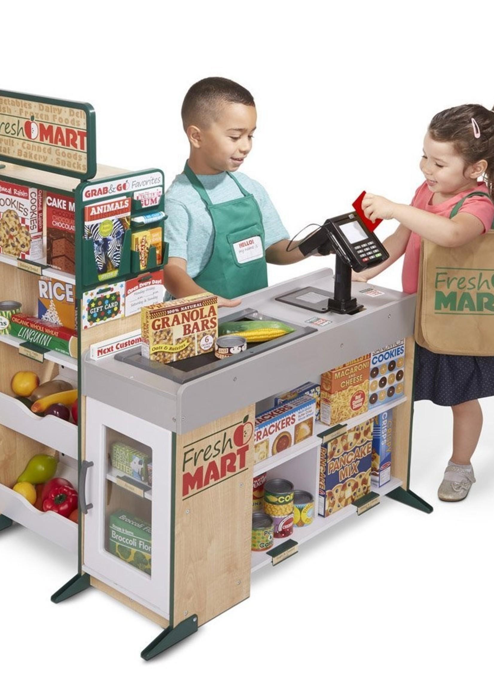 Melissa & Doug Freshmart Grocery Store