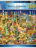 Ravensburger World Landmarks by Night ( 1000pc)