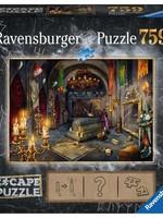 Ravensburger Vampire's Castle ( 759 pc Escape Puzzle)
