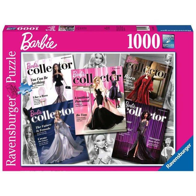 Ravensburger Fashion Barbie (1000pc Puzzle)