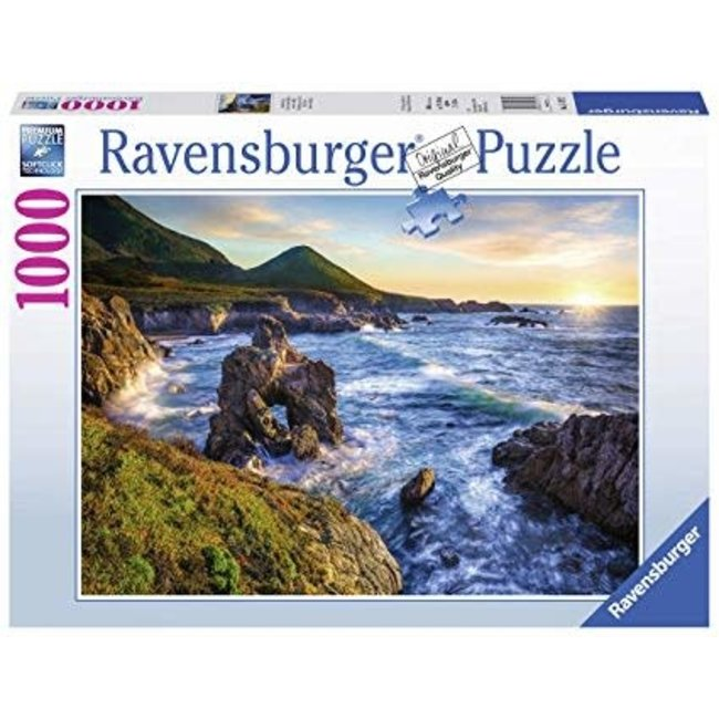 Ravensburger Big Sur Sunset 1000 pc