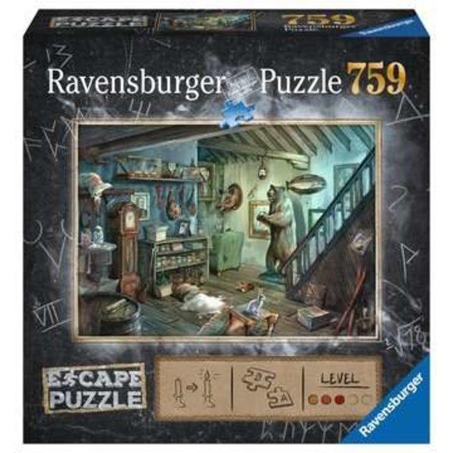 Ravensburger The Forbidden Basement (759 pc Escape)
