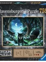 Ravensburger The Curse of the Wolves (759 pc escape)