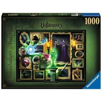 Ravensburger Villainous: Maleficent (1000pc Puzzle)