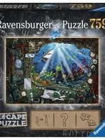 Ravensburger Submarine (759 pc Escape Puzzle)