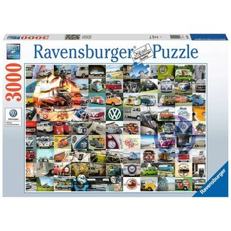 Ravensburger 99 VW Camper Van Moments (3000pc)
