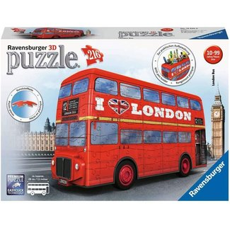 Ravensburger London Bus (216 pc 3D)