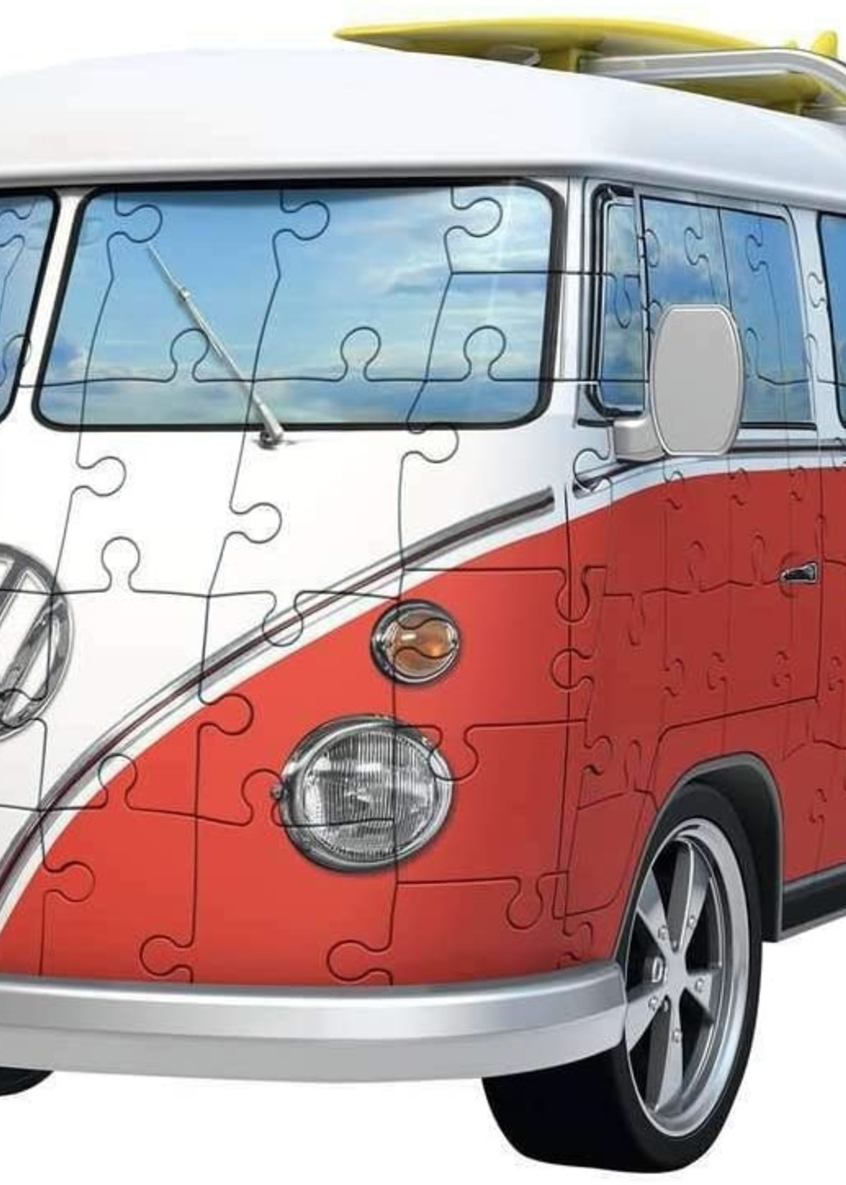 Ravensburger VW Bus T1 (162 pc 3D Puzzle)
