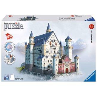 Ravensburger Neuschwanstein Castle (216 pc 3D Puzzle)