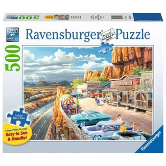 Ravensburger Scenic Overlook (500 large format)