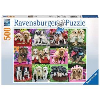 Ravensburger Puppy Pals (500 pc)