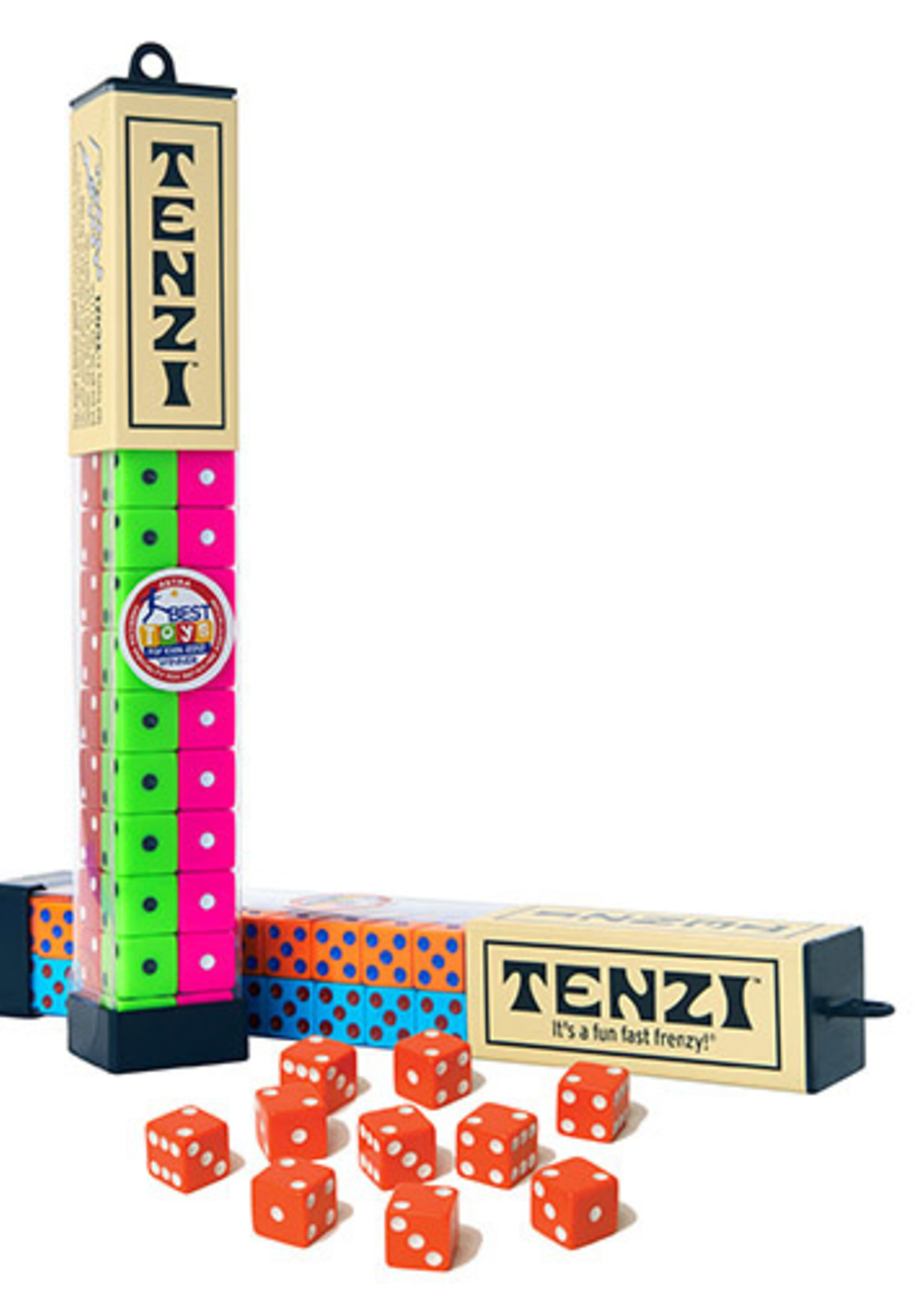 Tenzi TENZI Dice game