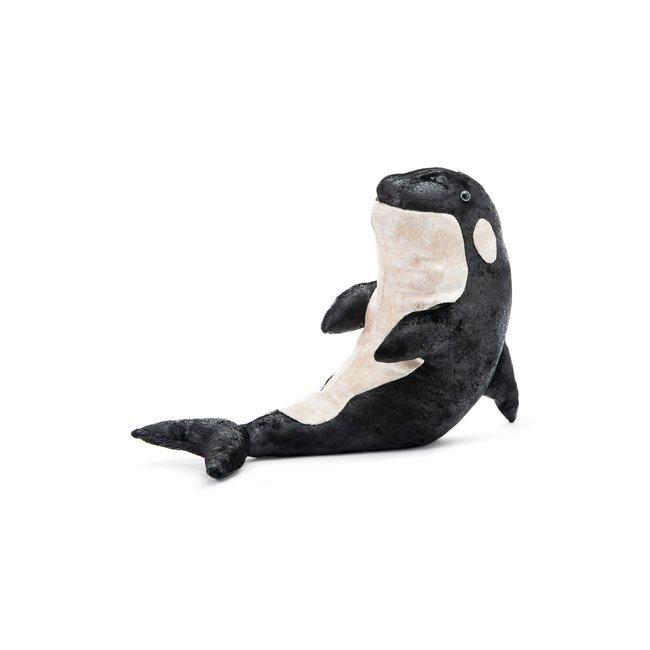 Jellycat Vincent Orca Whale