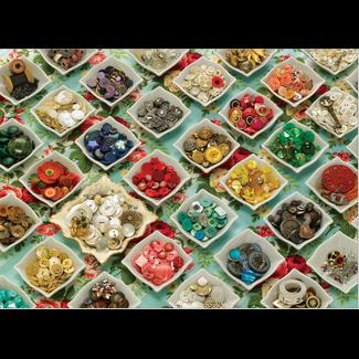 Cobble Hill Grandma's Buttons (1000 pc)