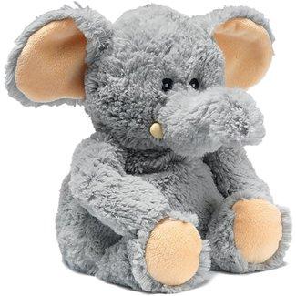"""WARMIES Gray elephant warmie 13"""""""