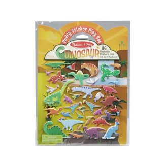 Melissa & Doug Puffy Sticker Pad - Dino