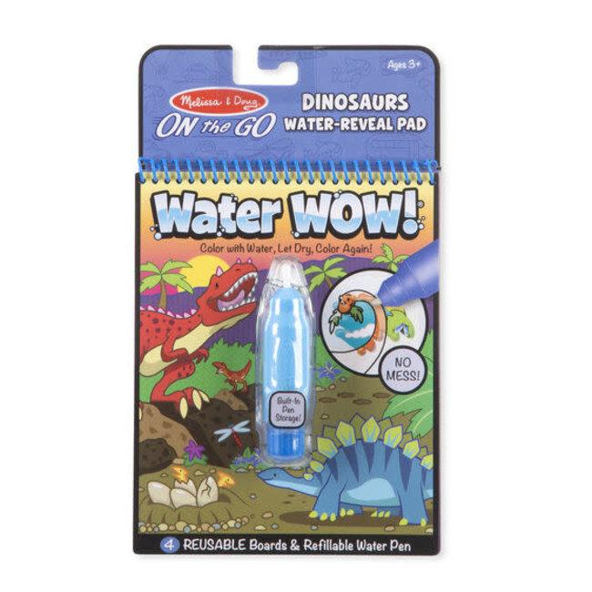Melissa & Doug Dinosaurs Water Wow!