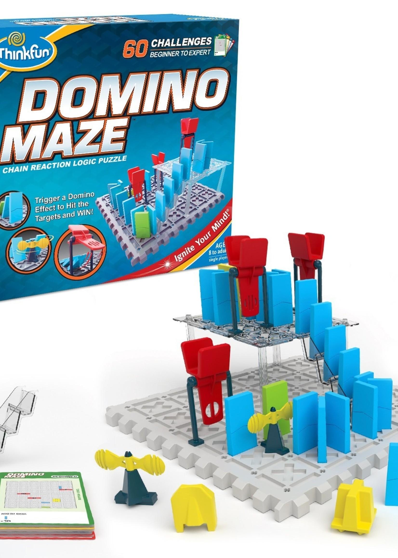 Thinkfun Domino Maze - Thinkfun