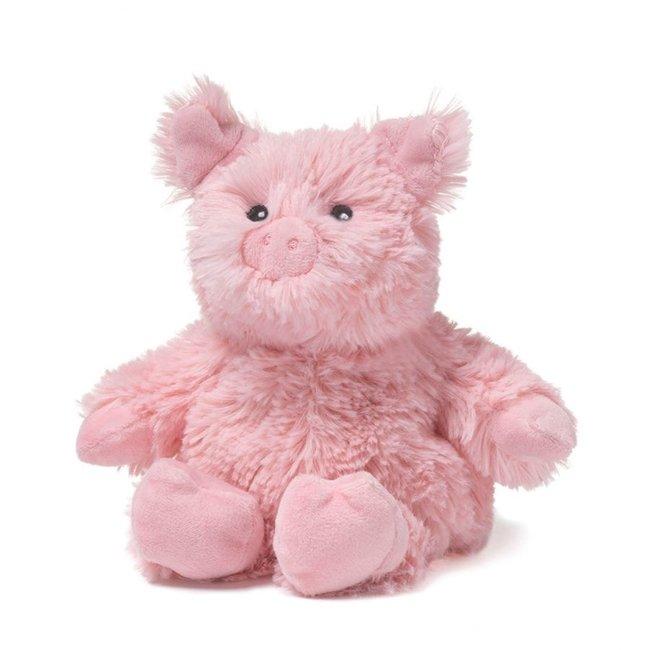 WARMIES Pig Warmies Plush Jr NEW