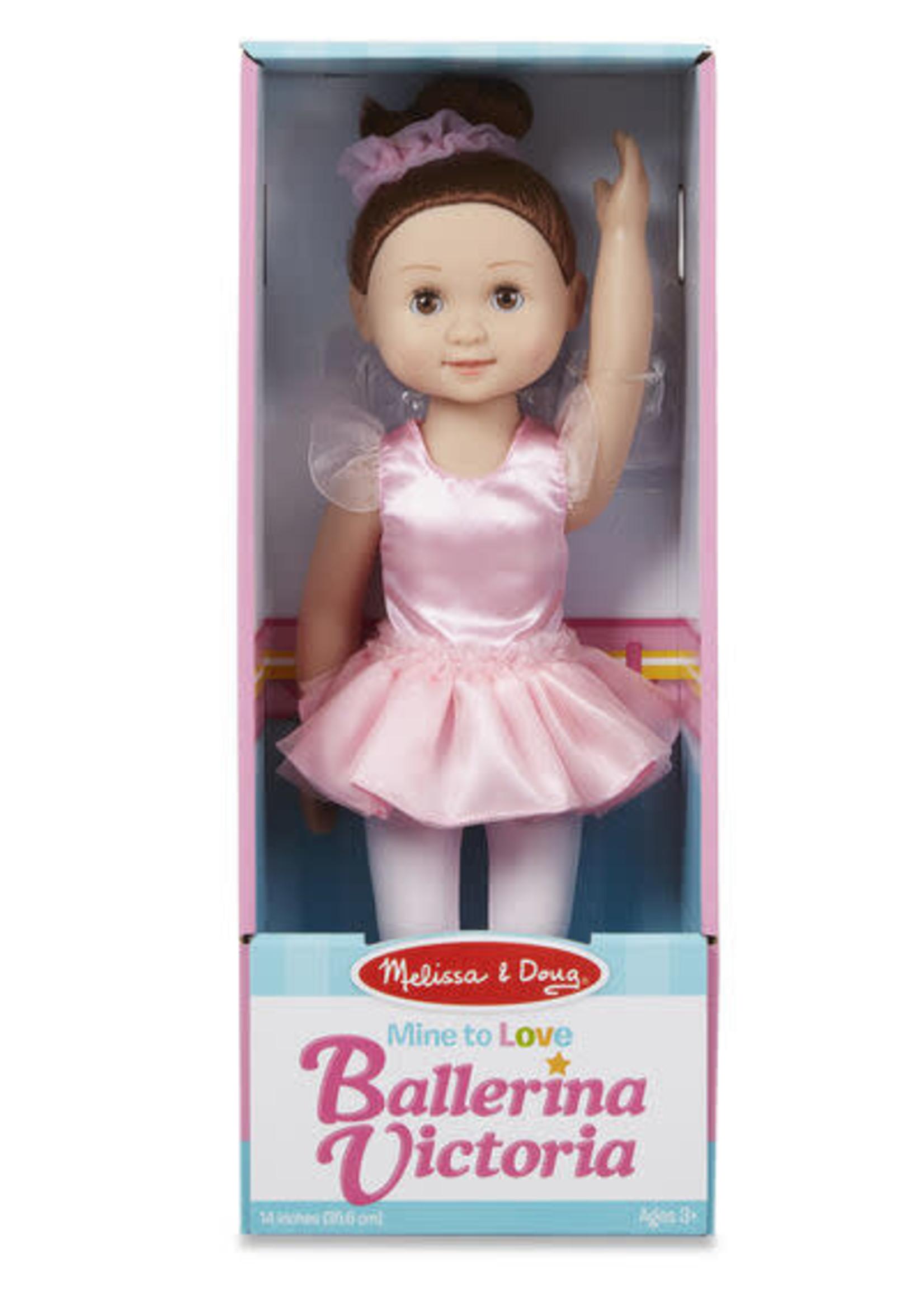 Melissa & Doug Victoria Ballerina
