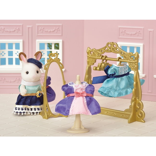 Calico Critters Boutique Fashion Set
