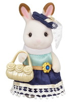 Calico Critters Town Girl Series - Stella Hopscotch Rabbit