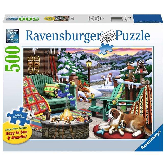 Ravensburger Apres All day (500 large format)