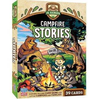 Master Pieces Jr Ranger - Campfire Stories Kids Card Game