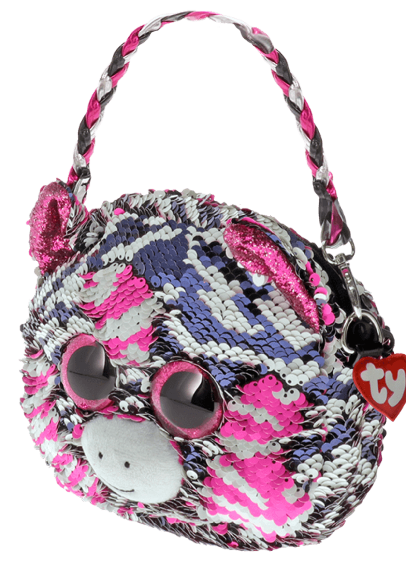TY ZOEY - sequin purse