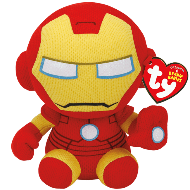 TY Iron Man - reg