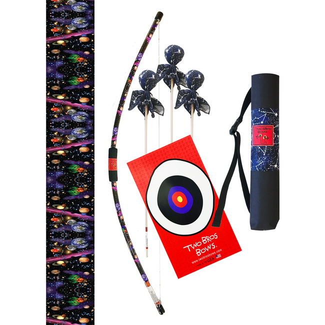two bros bows Galaxy Archery Combo Set