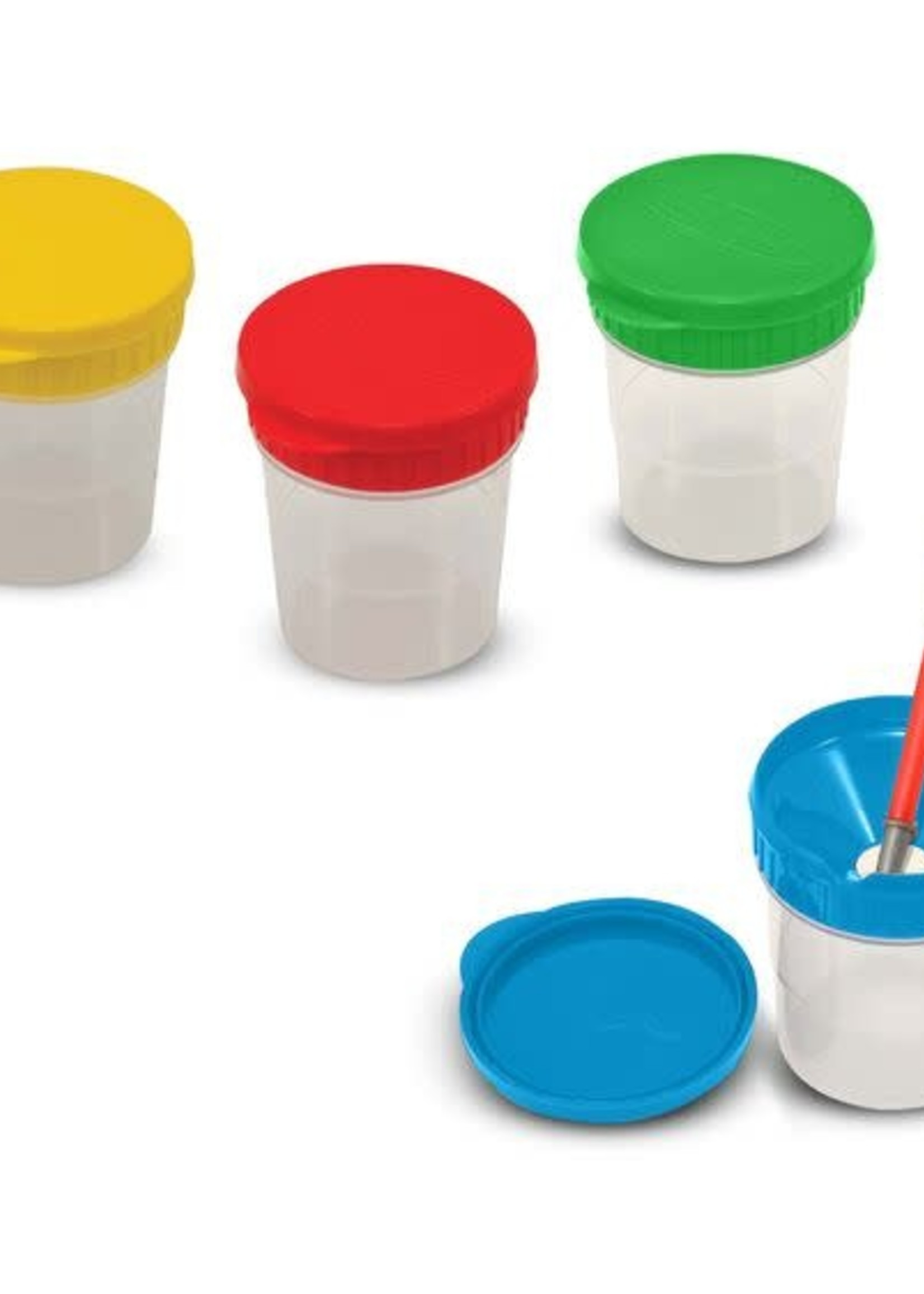 Melissa & Doug Spill-Proof Paint Cups