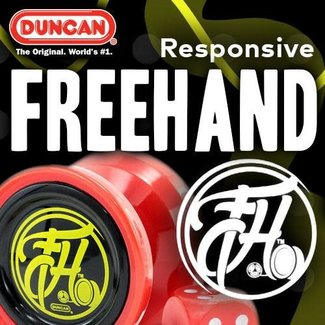 Duncan Freehand yoyo