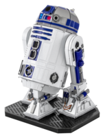 METAL EARTH ICONX R2-D2 COLOR Star Wars (NEW)