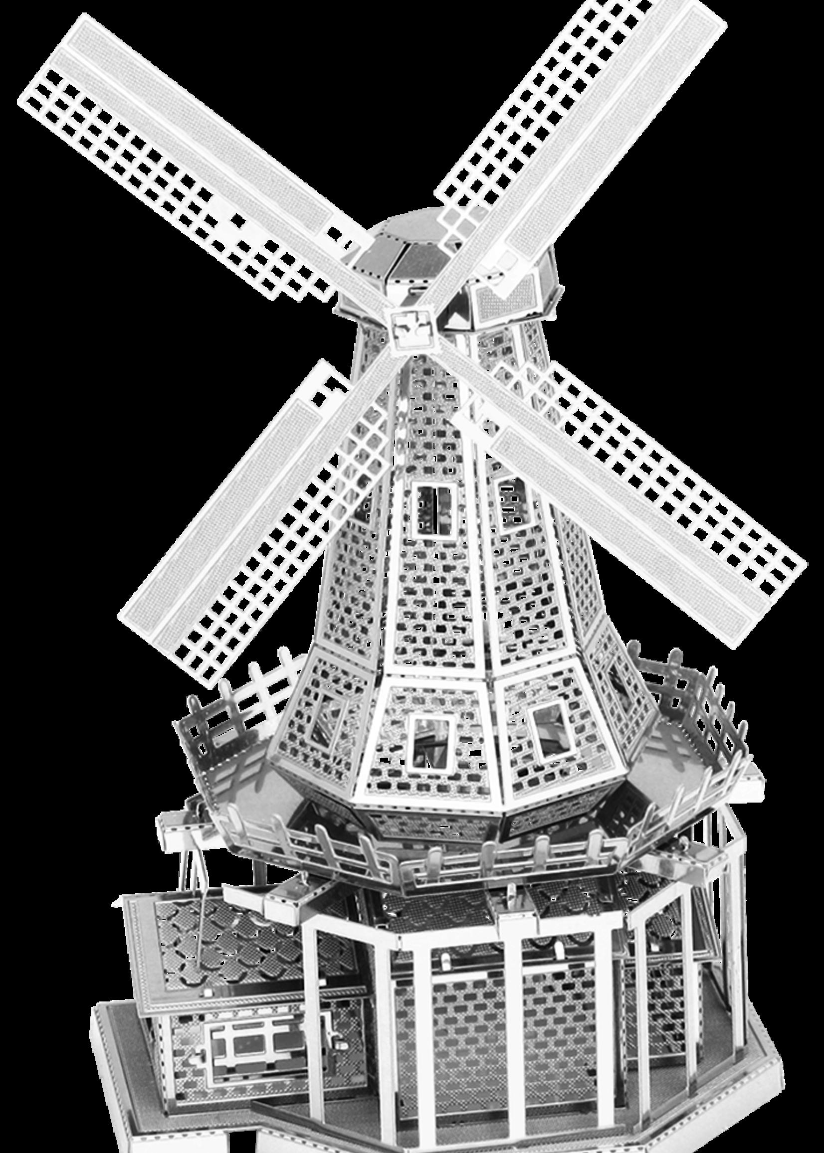 METAL EARTH Windmill