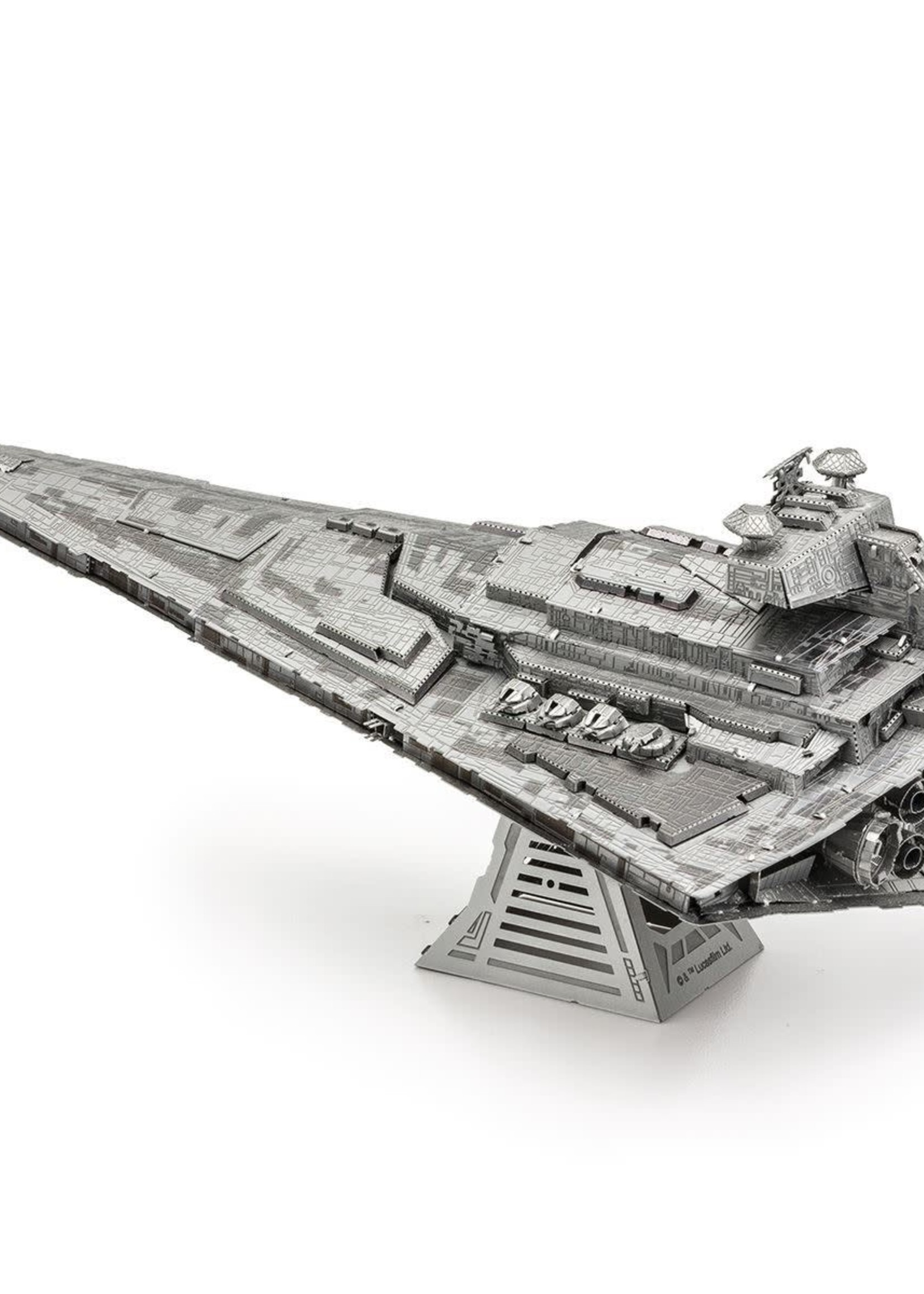 METAL EARTH Imperial Star Destroyer - COLOR Star Wars