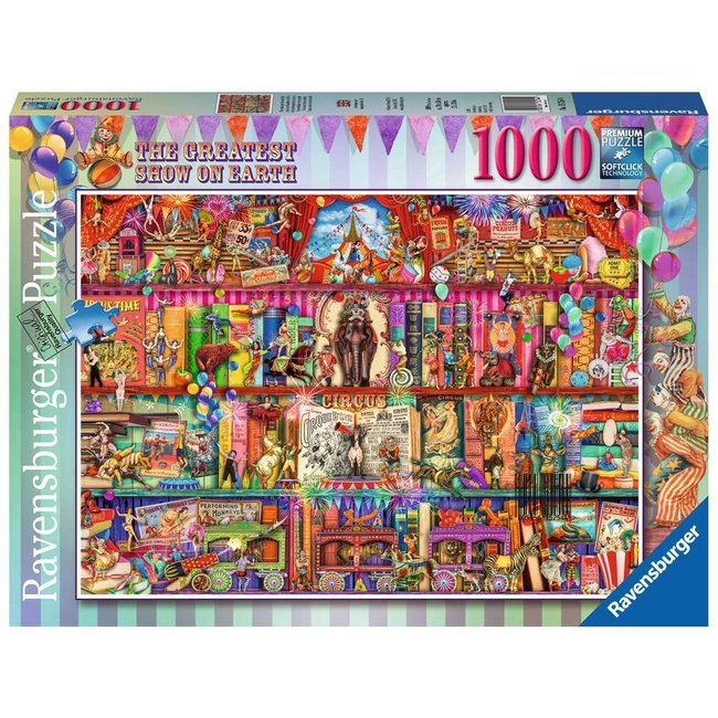 Ravensburger The Greatest Show on Earth 1000pc