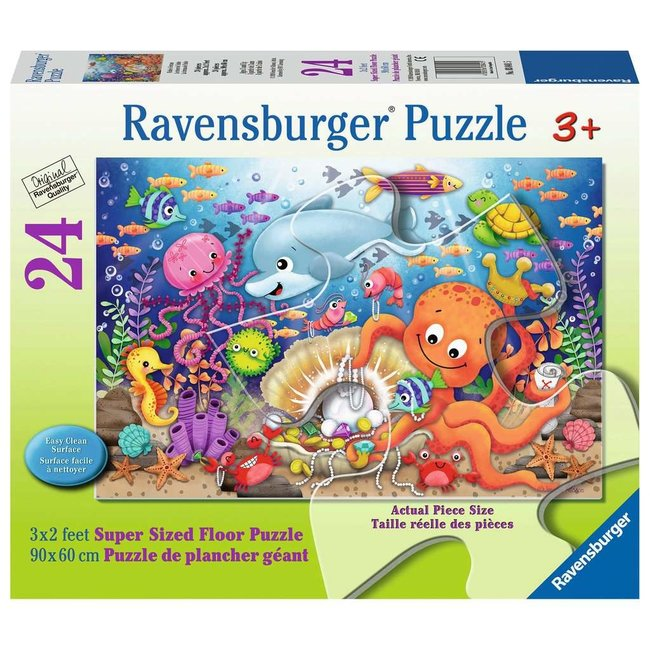 Ravensburger Fishies Fortune 24pc