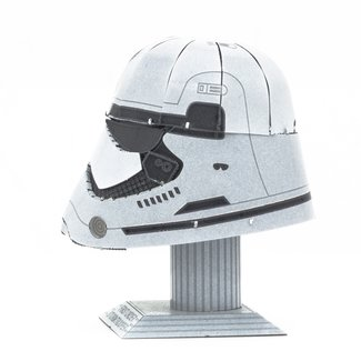 METAL EARTH Stormtrooper Helmet - COLOR Star Wars