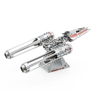 METAL EARTH Zorii's Y-Wing Fighter - Rise of Skywalker COLOR Star Wars