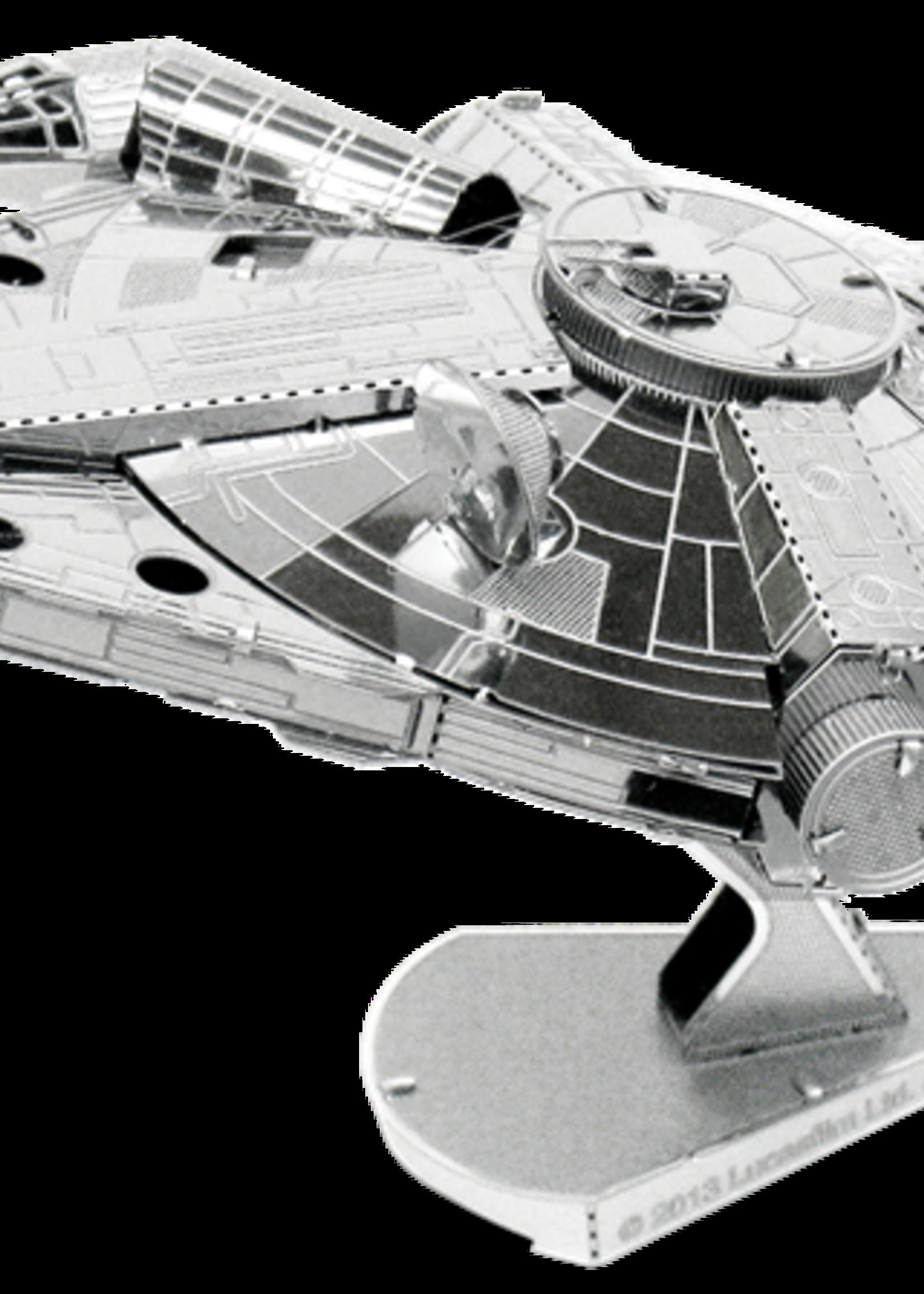 METAL EARTH Millennium Falcon SW