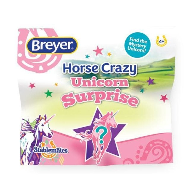 Breyer SM Mystery Unicorn Surprise