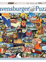 Ravensburger 1000pc Road Trip USA