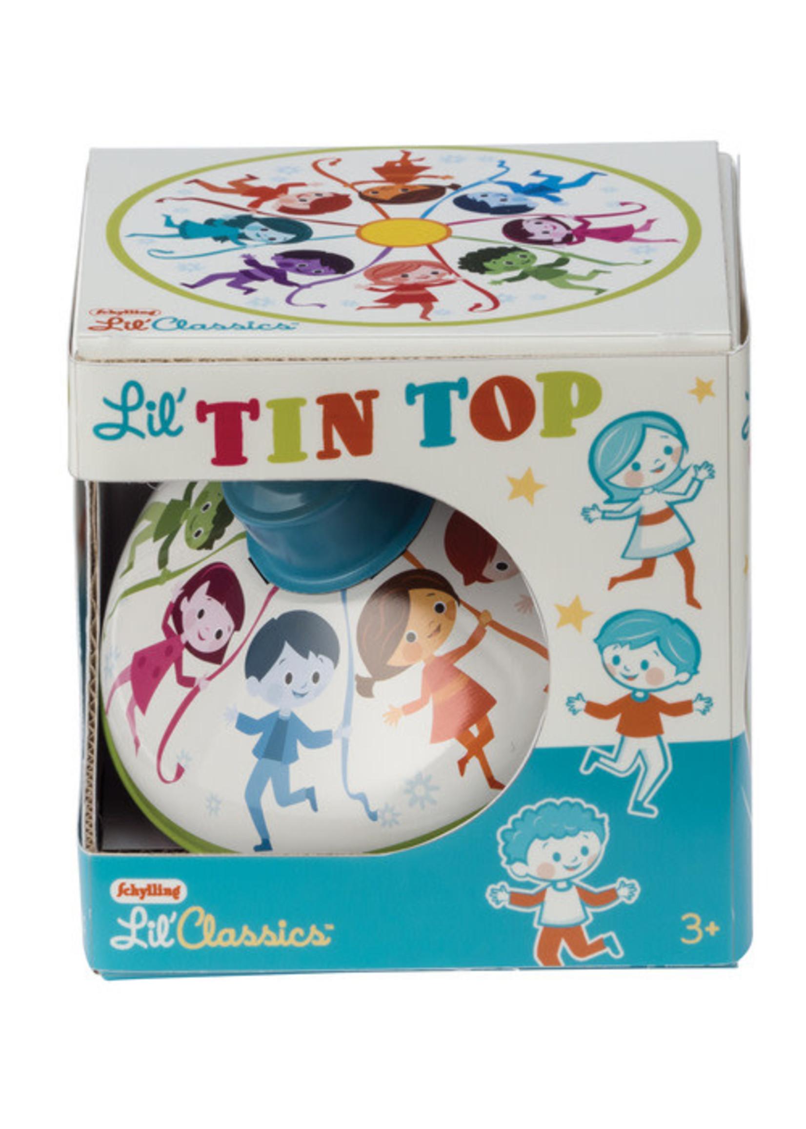 LIL Classics Mini Tin Top