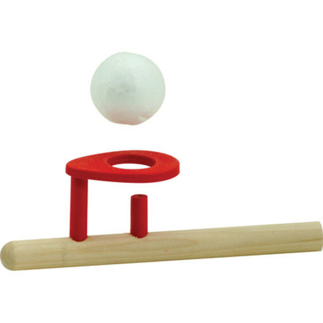 FLOATING BALL GAME Wooden