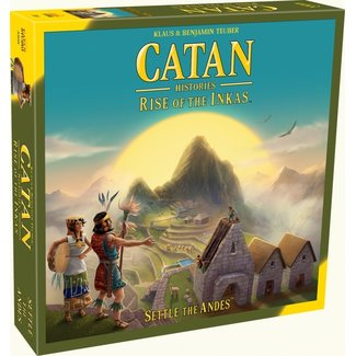 Asmodee Catan: Rise of the Inkas