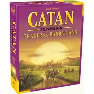 Asmodee Catan Exp: Traders & Barbarian
